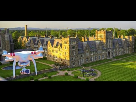 Berry College - Rome Georgia Aerial Video