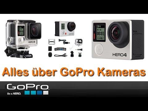 Alles über GoPro-Kameras - ausführlich und in Deutsch - FULL HD 1080p