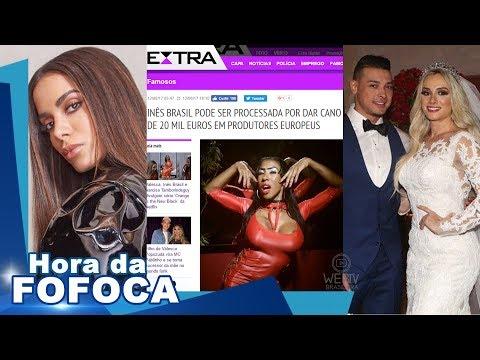 🔴🔥JUJU SALIMENI foi TRAÍDA?; ANITTA supera Rihanna e Ed Sheeran; INÊS BRASIL desmente EXTRA