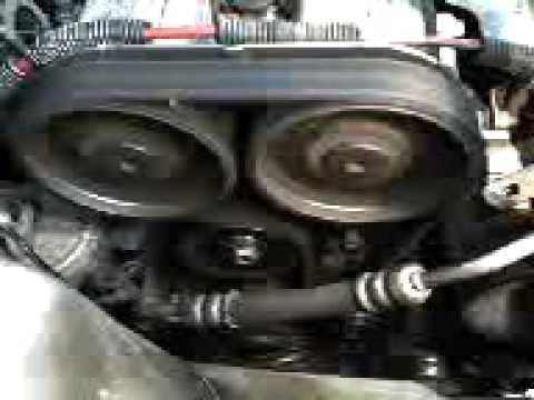 Puesta En Marcha Distribucion Ford Zetec 1 8 Youtube