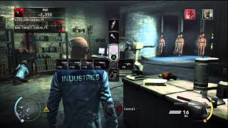 Hitman Absolution: Death Factory Part 3