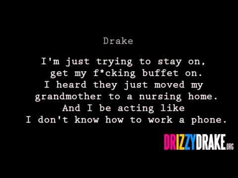 Drake - Resistance Lyrics [VIDEO]