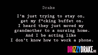 Drake - Resistance Lyrics [VIDEO]