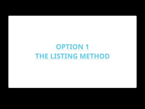 Option 1--FairQuickOffer.Com (407) 871-6999