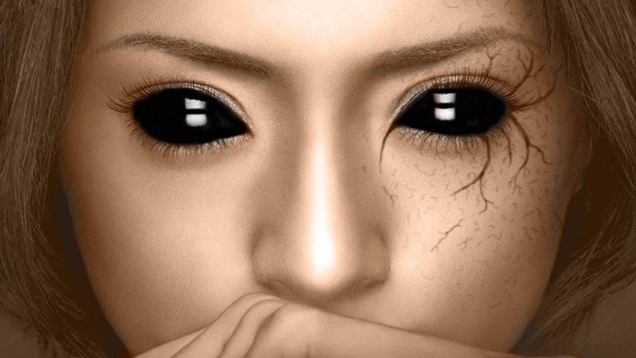 мире в фото самые глаза черные