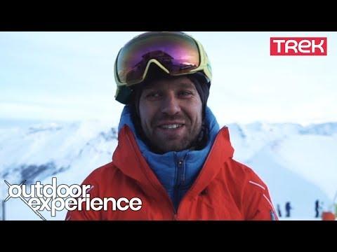 Outdoor Experience - François d'Haene tombera-t-il sous le charme du speedriding ? - Trek TV