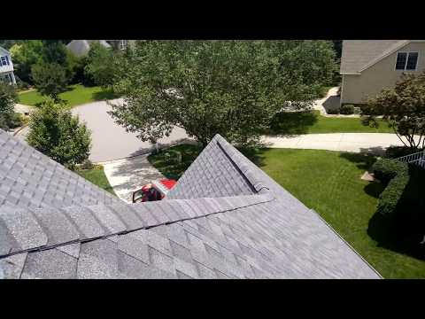 """Roofing Contractors in Cary NC - Dana Dean Roofing Company - CertainTeed Landmark in """"Pewter"""""""