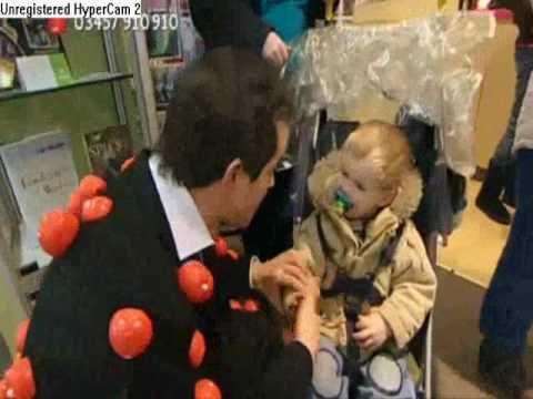 Comic Relief 2009: Dick And Dom Say Thank You  Part 9!