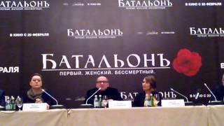 Фильм «БАТАЛЬОНЪ» - пресс в Петребурге(15)