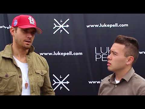Luke Pell Exclusive Interview - 2017