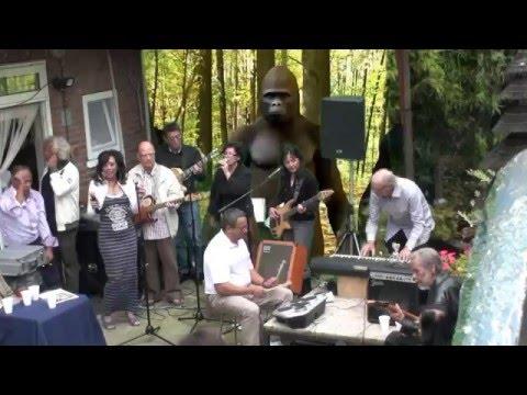 the Rockin' Kentoets Gardenparty Eef & Armand