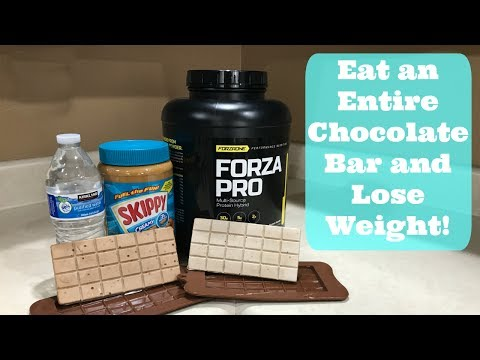 Eat an Entire Chocolate Bar and Lose Weight!