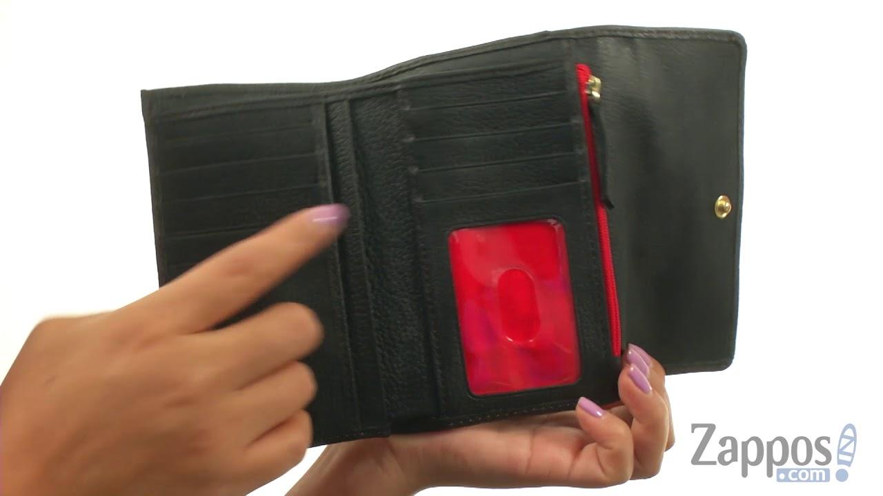Dooney /& Bourke Belvedere Zip Clutch Wallet