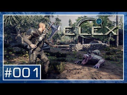 ELEX | #001 | Ein episches Abenteuer kommt auf uns zu | [PC/WQHD/KOMPLETT]