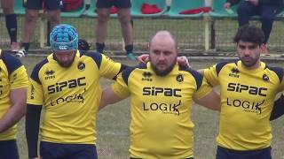 RUGBY NOCETO vs RANGERS VICENZA (1 Tempo)