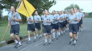 2013 Coast Guard Cadence Contest Finalists