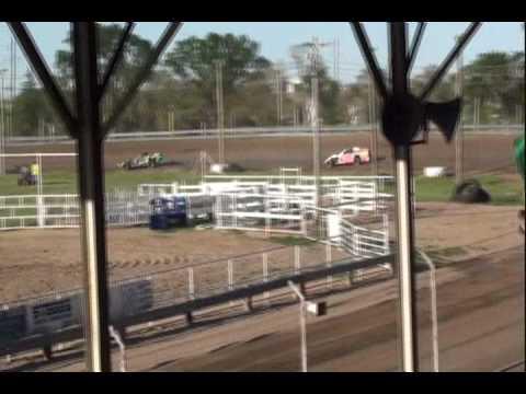 05/30/2010 Phillips County Raceway - 6u Dominic Ursetta