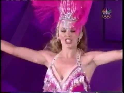 Kylie Minogue - Dancing Queen (Live @ Sydney 2000)