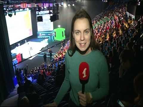 Видео Всероссийский форум «Проектория» в шестой раз собрал в Ярославле лучших студентов и школьников