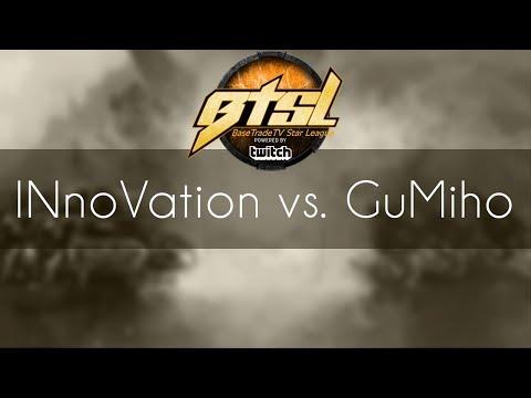 INnoVation vs. GuMiho - TvT - BTSL Korean Group Finals