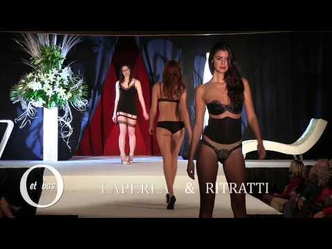 Défilé lingerie boutique Haut et Bas 2012 (lintégrale)