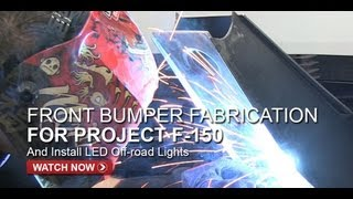 F-150 Front Prerunner Bumper & Off-road Lights - FullDroopTV (Season 1, Episode 9)