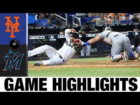 Download Mets vs. Marlins Game Highlights (8/5/21)   MLB Highlights