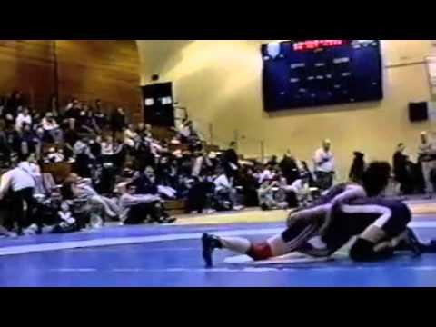 2004 Queens Open: 53 kg Terri McNutt vs. Jessica Bondy