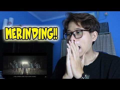 QUEEN!!! PARK BOM 'SPRING' Feat SANDARA PARK MV REACTION