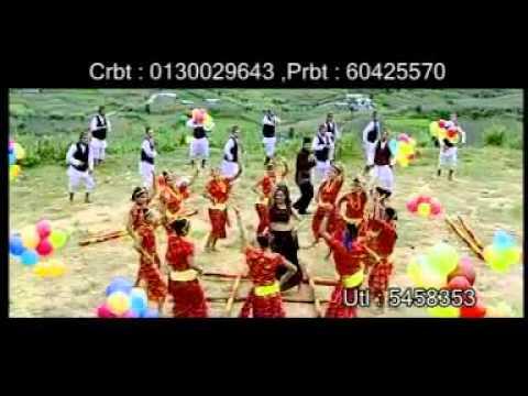 LaluPate Phool Chhain Paat Maatrai  New Nepali Lok Dohori Geet 2012