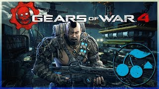 I decided to play competitive :P - Harbor Escalation - Gears of War 4