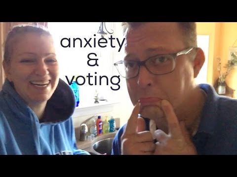ANXIETY IN CHILDREN & 2017 ELECTION | WEEKLY VLOG #44