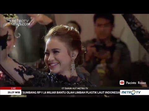 Rossa - Cinta Indonesia  (17th Metro TV)