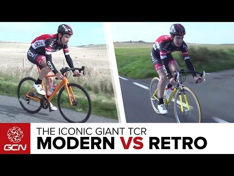 The Iconic Giant TCR - Retro Vs Modern