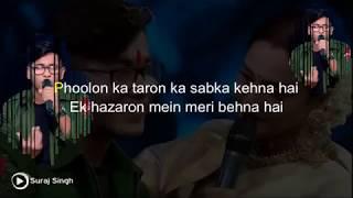 Raksha Bandhan Rap Song Full Lyrics Video By Akshay Dhawan | Ishan | Dil Hai Hindustani 2 | Badshah