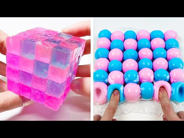 Oddly Satisfying Slime ASMR No Music Videos | Relaxing Slime 2020 | 8