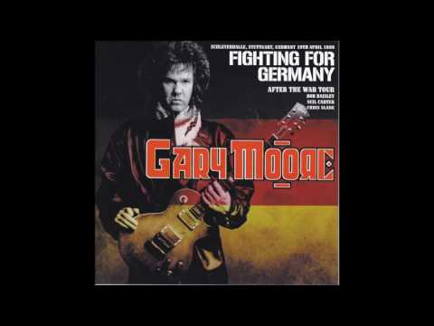 Gary Moore - 02. After the War - Stuttgart, Germany (19th April 1989)