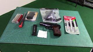 Бюджетное улучшение пистолета Макарова