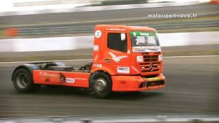 Truck Racing - Mercedes Benz Axor mit Heinz-Werner Lenz