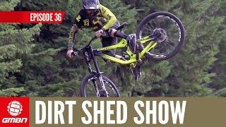An E Bike Race?! + The Latest Mountain Bike News | The Dirt Shed Show Ep. 36