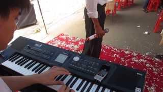 Đàn Organ Cây Cầu Dừa - Nguyễn Kiên Roland Bk5 nhaccugiatot.com