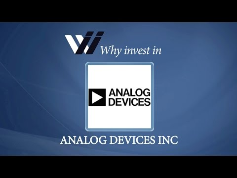 Analog Devices Inc - Why Invest in