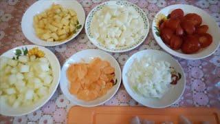 ужин вкусно и просто (ч.  3)