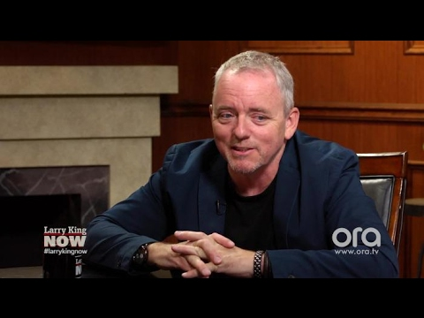 If You Only Knew: Dennis Lehane  Larry King Now  Ora.TV