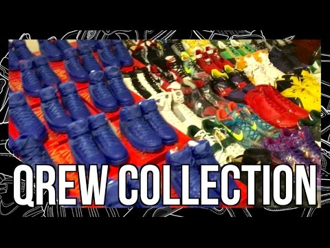 Qrew Collection: Anonymous $5 Million Dollar Sneaker Collection