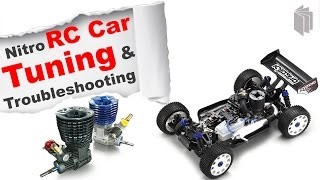 Nitro IC Engine Tuning & Troubleshooting Tips for Nitro RC CAR | Edurade