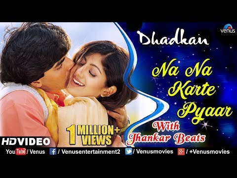 Na Na Karte Pyaar - JHANKAR BEATS | Akshay & Shilpa Shetty | Dhadkan | 90's Bollywood Romantic Songs