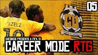 FIFA 19 | Career Mode RTG S7 Ep5 - WORKING VERY HARD!!