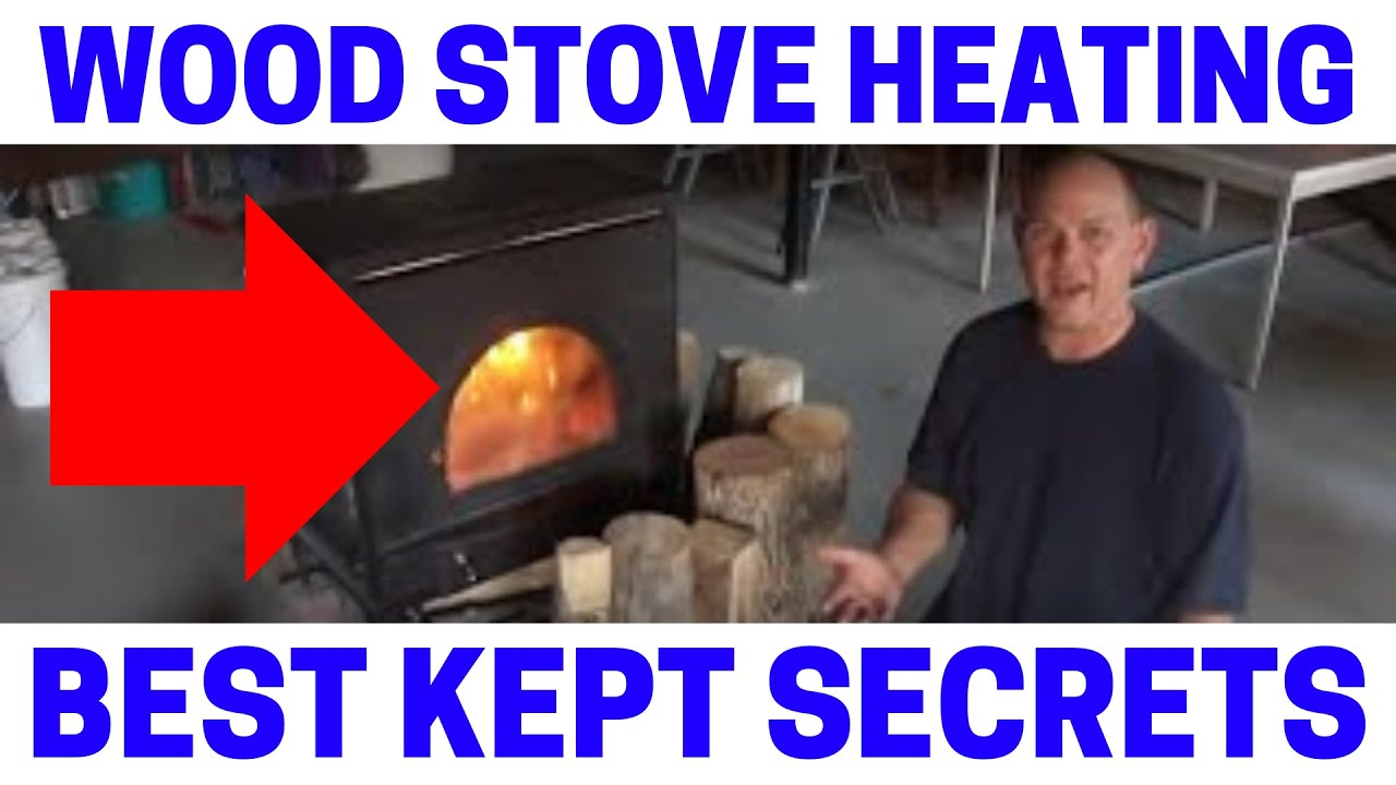 part 2) wood stove tips & tricks - heating your house with wood
