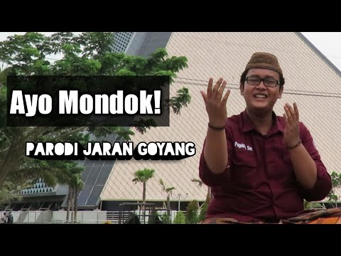 Ayo Mondok! Versi JARAN GOYANG [Official Video]